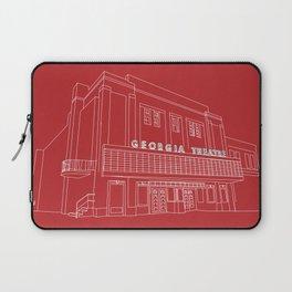 The Georgia Theatre Laptop Sleeve