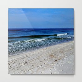 Current of the Ocean Metal Print