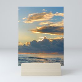 Sun and Rain Mini Art Print