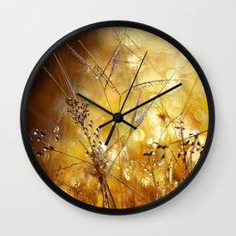 When the Sun Flies Wall Clock
