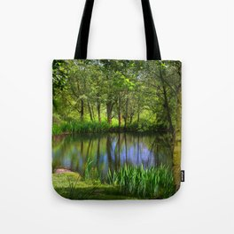 Spring views Tote Bag