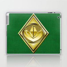 Green Ranger Laptop & iPad Skin