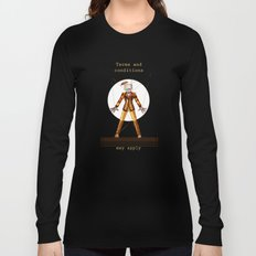 Strings Attached Long Sleeve T-shirt