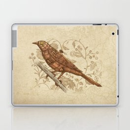 Steampunk Songbird  Laptop & iPad Skin