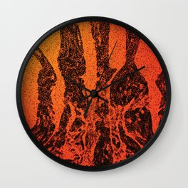 The Archetypes Wall Clock