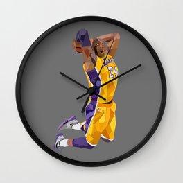 SLAM Wall Clock