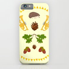 Igelkotta kalaset Slim Case iPhone 6s