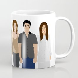 Amigos Coffee Mug