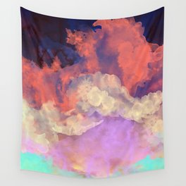 Into The Sun Wall Tapestry