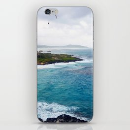 Island Vibes iPhone Skin