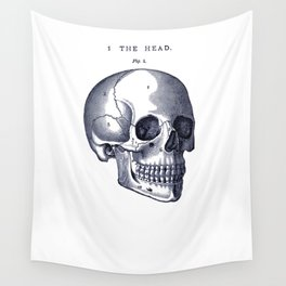 Do I Have Something In My Teeth? Wall Tapestry
