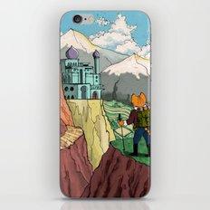 The Lost Horizon iPhone & iPod Skin