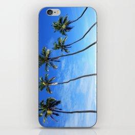 Maui Palm Trees iPhone Skin