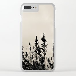 Dramatis Personae Clear iPhone Case