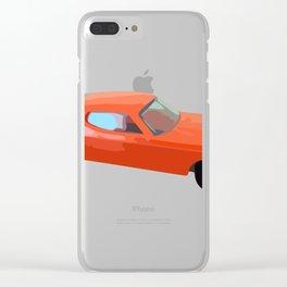 Mach Power Clear iPhone Case