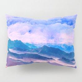 Blue Mountains Land Pillow Sham