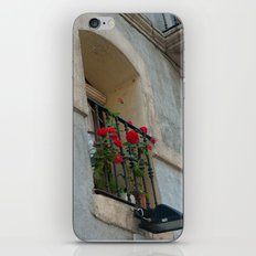 Barcelona Balcony iPhone & iPod Skin