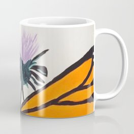 Toughest Butterfly Coffee Mug