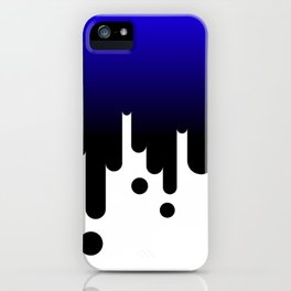 Ultramarine iPhone Case