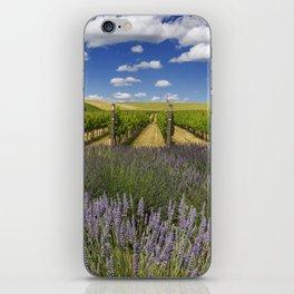 Countryside Vinyard iPhone Skin
