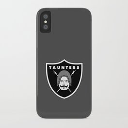 Taunters iPhone Case