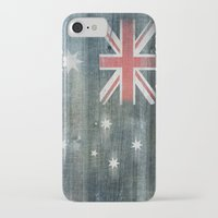 australia iPhone & iPod Cases featuring Australia by Arken25