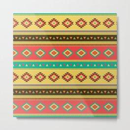 Decoration Engineering Amazigh Metal Print