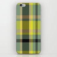 yellow pattern iPhone & iPod Skins featuring Pattern Yellow by Fine2art