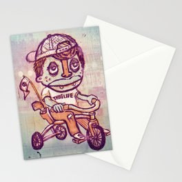 Tricycle Thuglife Stationery Cards