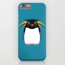 Rockhopper Penguin iPhone Case