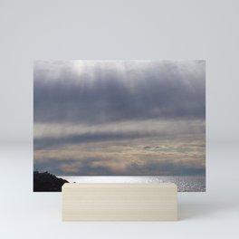 Raining Sunlight Mini Art Print