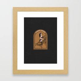 Lady Luck - II Framed Art Print