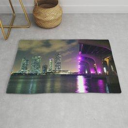 Downtown Miami Rug