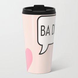 BA DUM Travel Mug