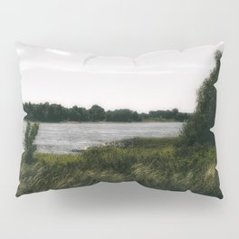 Green Bank Of The Rhine Pillow Sham