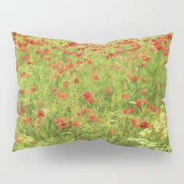 Poppyflower VII Pillow Sham