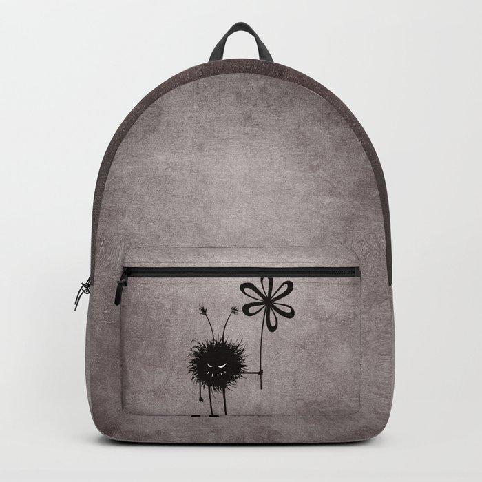 Evil Flower Bug Backpack