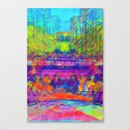 20180722 Canvas Print