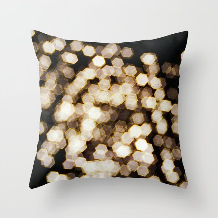 Twinkle Throw Pillow