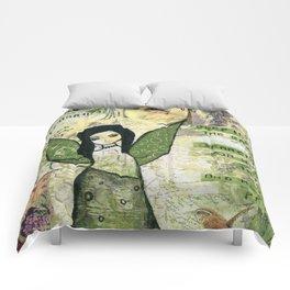 Garden Fairy Comforters