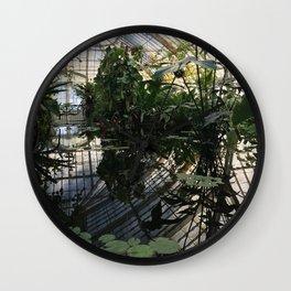 CONSERVATORY XI Wall Clock