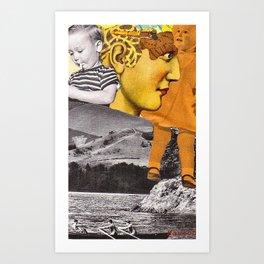 Cigs Art Print
