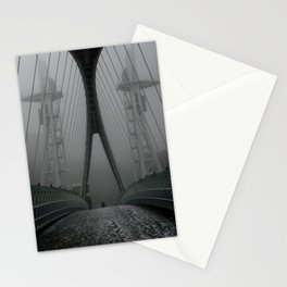 Lowry Mist Stationery Cards