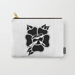 Black Rose I Carry-All Pouch