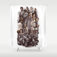 atlanta Shower Curtains featuring Atlanta by EPIK