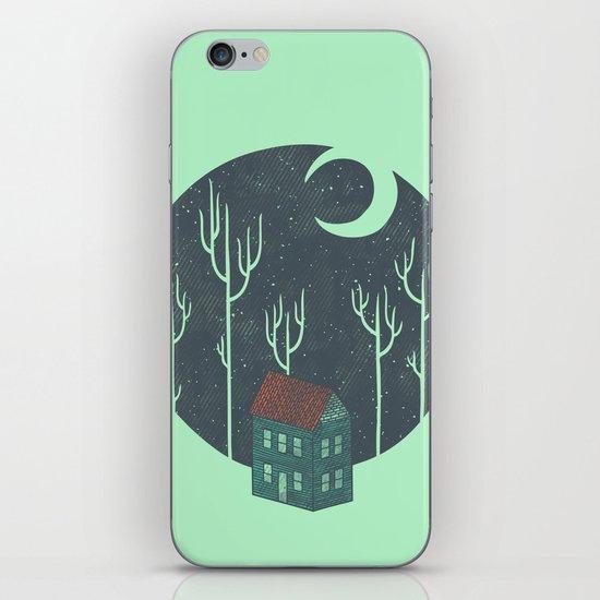 At Night iPhone & iPod Skin