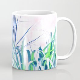 Pastel Palms Coffee Mug