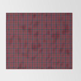 MacTavish Tartan Throw Blanket