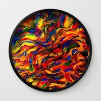 discount Wall Clocks featuring discount sand by Lea - Lu