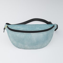 Water Ripple Effect Fanny Pack